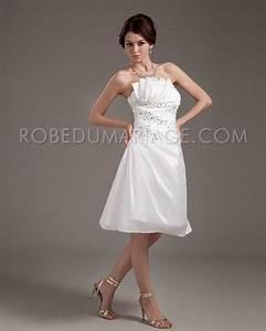 robe mariage civil pas cher eventails a ligne decolletee With robe mariage civil pas cher