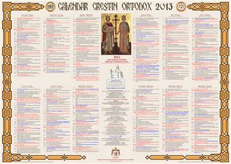 Calendar crestin ortodox 2016 pdf