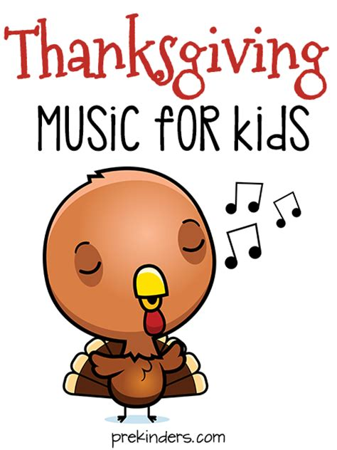 thanksgiving songs for preschool prekinders 693 | thanksgiving music kids