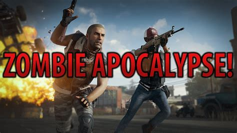 Of course, the pubg zombie mode isn't officially sanctioned by the developer so the custom mode still needs some work. Zombie Apocalypse in PUBG! - YouTube