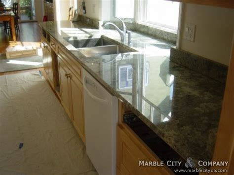namib green granite countertops for kitchen and vanity