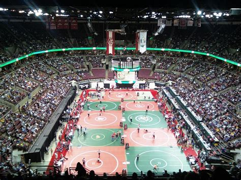 Live Coverage From Ohsaa State Wrestling