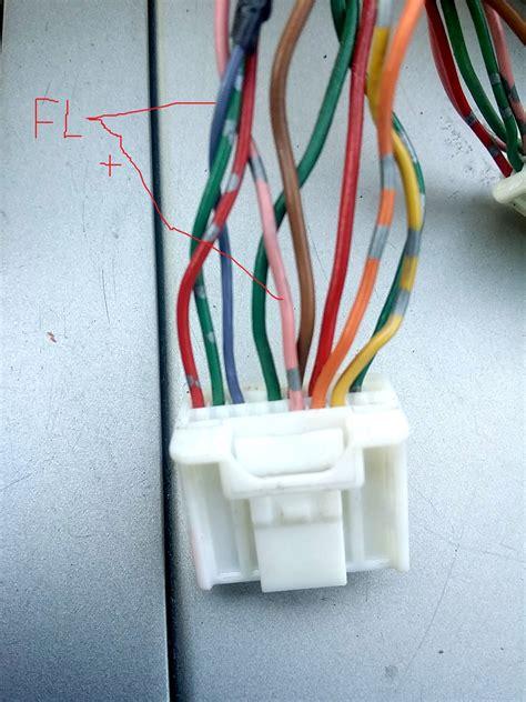 toyota tundra audio wiring diagram somurichcom