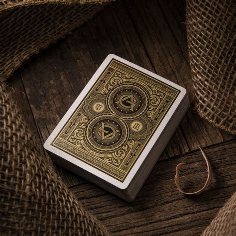 Monarch + Artisan Playing Cards  2 Deck Set Theory11
