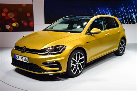 volkswagen new new 2017 vw golf prices and specs announced auto express