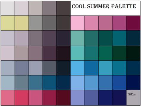 color me beautiful summer summer color palette color me beautiful that