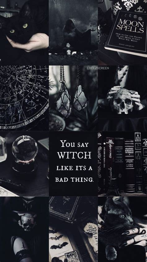 every day is witchy wallpaper wallpaper witch