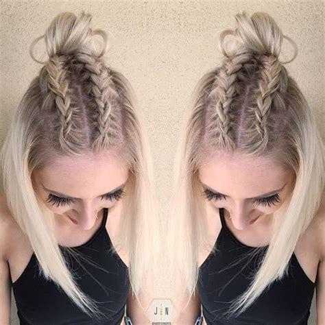 magnifiques tresses pour cheveux longs coiffure