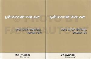 2008 Hyundai Veracruz Electrical Troubleshooting Manual