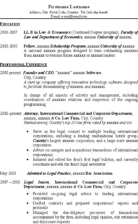 Jd Mba Resume by Mystatementofpurpose Best Resume Cv And Cover Letter Sles That Get Results