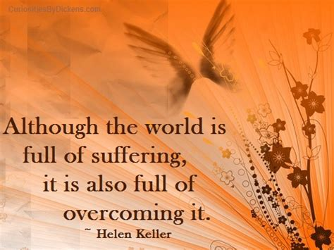 world  full  suffering    full