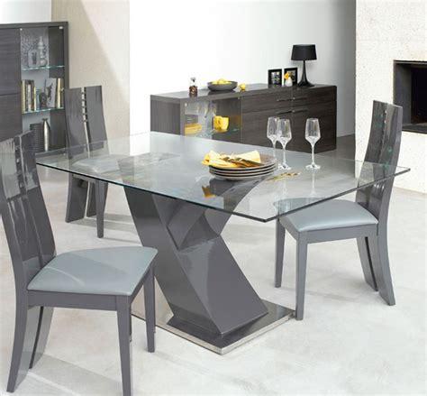 table de cuisine en verre table design laqué conforama en verre photo 1 10