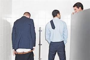 proper office bathroom etiquette medium With men in the bathroom