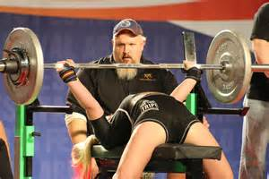 World Bench Press Record By Weight Class by 14 Year Old Bench Presses 290lbs Strong Figure