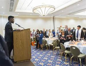 Our Time Has Come Scholars Honored at Reception – Syracuse ...