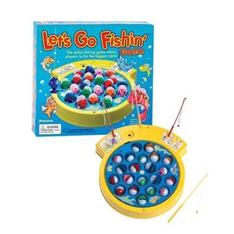 Pressman Toy Let's Go Fishin'