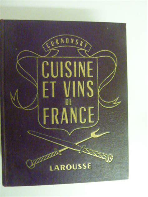 cuisines et vins de cuisine curnonsky cuisine et vins de 1953