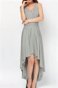 orange bridesmaid dresses grey high low infinity dress convertible dress bridesmaid dress hl 25 49 50 infinity