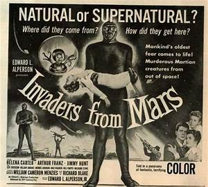 Classic Science Fiction Films images Invaders From Mars ...