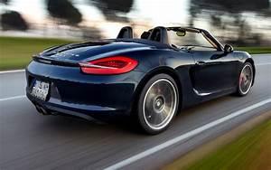 Porsche Boxter S : first drive 2013 porsche boxster automobile magazine ~ Medecine-chirurgie-esthetiques.com Avis de Voitures