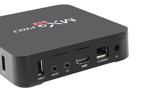 mxq pro  ultra hd tv box cvagw