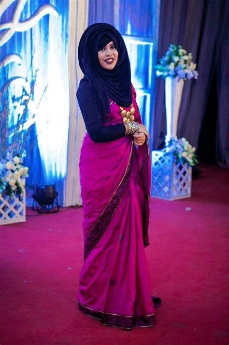 pin  haaz farah  saree  hejab