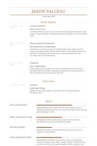 summer student objective resume exles summer student resume sles visualcv resume sles