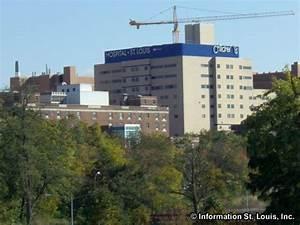 St Louis Children's Hospital in St Louis City