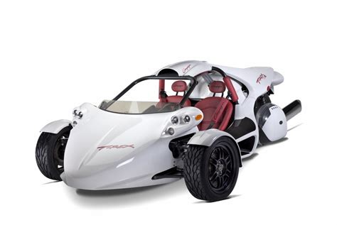 Campagna T-rex 16s Three-wheeler Powered By Six-cylinder