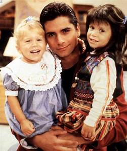 Olsen Twins and John Stamos - Sitcoms Online Photo Galleries