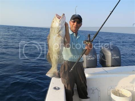 grouper fishing hole rod nc challengers game testing while another fun setup pe3 jm combo silk fish