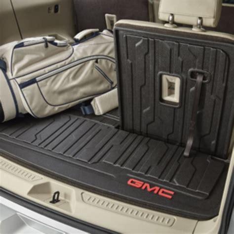 genuine gm cargo area liner   ebay