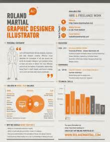 great graphic design resume 30 great exles of creative cv resume design web graphic design bashooka