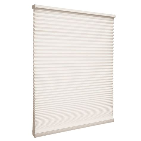 window blinds home depot designview cordless cellular shade 36 inch x 72