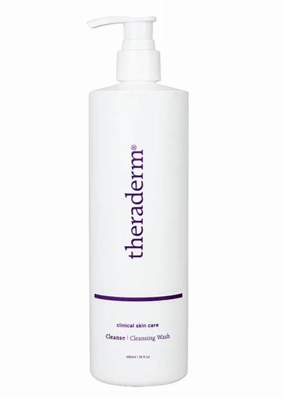 Cleansing Wash Theraderm Skip Beginning