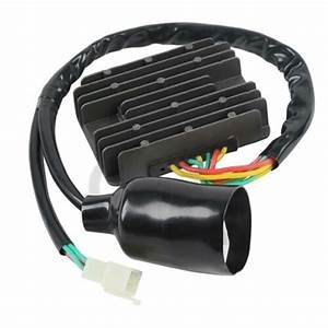 2 Plug Voltage Regulator Rectifier For Honda Vtx 1300 S3