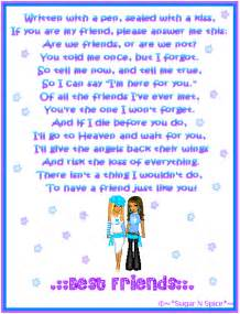 Best Friend Poems That Make You Cry