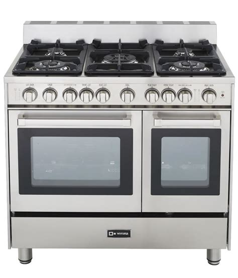 Gas Oven Gas Stoves With Double Ovens