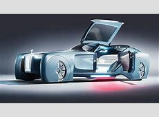 RollsRoyce 103EX The future of luxury cars Flatimes