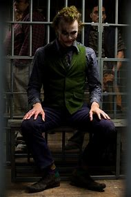 Heath Joker Ledger Dark Knight
