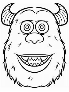 Monsters Inc Coloring Pages Download And Print Monsters