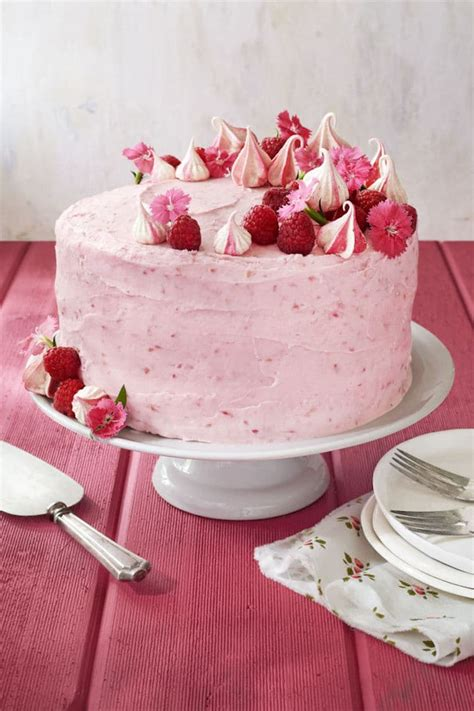 Ideas Decorating Your Cake by Edible Flower Cakes Let You Enjoy Beautiful Blooms In