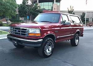 Nice Ford 2017: 1996 Ford Bronco XLT 1996 Ford Bronco XLT 4 Wheel Drive Full Size F-150 F-250 F ...