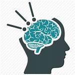 Brain Mind Human Head Surgery Icon Open