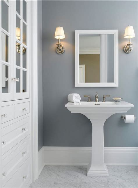 Great Bathroom Colors by 10 Best Paint Colors For Small Bathroom With No Windows