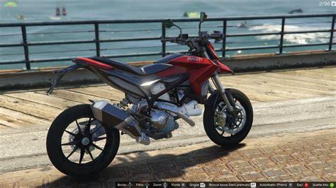 Ducati Hypermotard Modification by Gta 5 Ducati Hypermotard 2013 Mod Gtainside