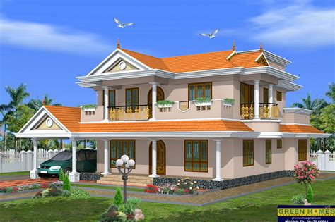 3 bedroom duplex floor green homes beautiful 2 storey house design 2490 sq