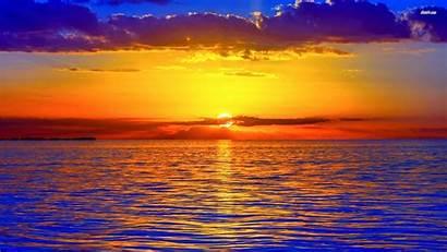 Beach Wallpapers Sunset Sunrise Wall