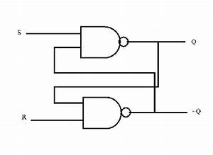 Srff Logic Circuit Diagram
