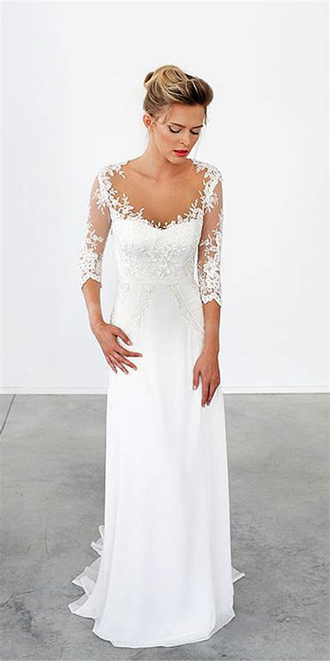 Simple Classy Wedding Dresses 30 Simple Wedding Dresses